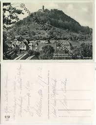 Bad Greifensteine Historische Ansichtskarten Bad Blankenburg