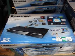 panasonic blu ray 3d home theater system panasonic 3d blu ray player with wifi dmp bdt230 costco 2 jpg