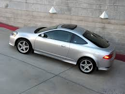2005 acura rsx information and photos zombiedrive