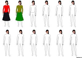 Dessin Vêtements Gratuit  Coloriage Pour Les Filles dedans Fille A