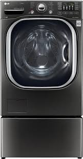 black friday 2017 washer dryer lg wm4370hka 27 inch front load washer with 4 5 cu ft capacity