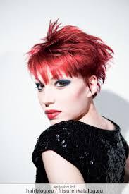 Kurzhaarfrisuren Rot by Bilder Kurzhaarfrisuren Rot Modische Frisuren Für Sie Foto