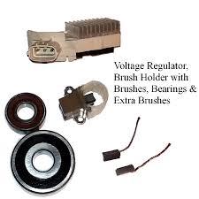 lexus toyota parts cross reference alternator rebuild kit voltage regulator brushes u0026 bearings 1999