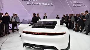 porsche mission e charging porsche wants mission e u0027s fast charger to be adopted by other