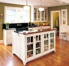 vitrine pour cuisine meuble de cuisine 32 idées rusées pour plus de rangement