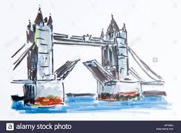 tower bridge bridge across the river thames london england