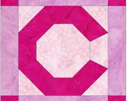 letter pattern etsy