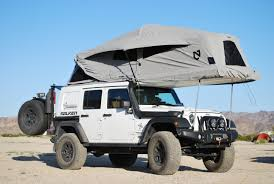overland jeep tent anything like the