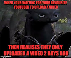 Upload Image Meme - bored youtube dragon imgflip