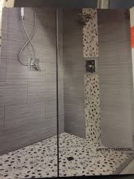 bathroom stainless rain shower design ideas with glass shower