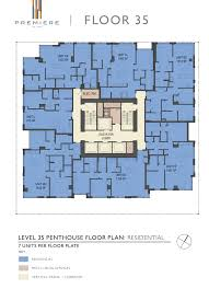 floor plans premiere on pine luxury apartments seattle