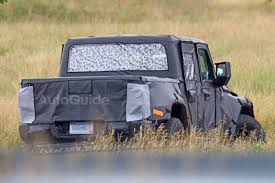 convertible jeep blue upcoming wrangler pickup may be a convertible autoguide com news