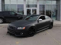 matte audi s5 car picker black audi s5