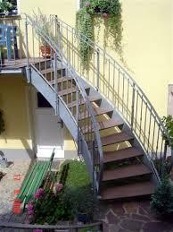 balkon mit treppe bauschlosserei amf arlt aus silbitz thüringen