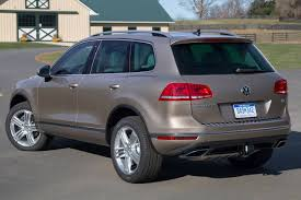 used 2015 volkswagen touareg suv pricing for sale edmunds