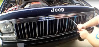 jeep cherokee 1984 2001 how to replace radiator cherokeeforum