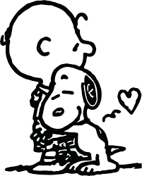 snoopy brown coloring pages free thanksgiving