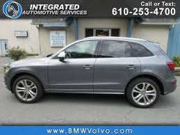 2014 audi sq5 for sale used audi sq5 for sale in reading pa edmunds