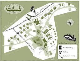 Bwca Map Gunflint Lodge Minnesota Family U0026 Honeymoon Resort