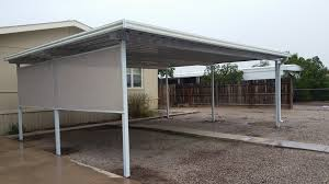 Carports And Awnings Tucson Carports Protect Your Car Recreational Vehicle Or Trailer
