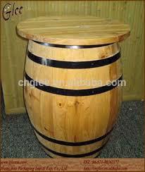 Barrel Bar Table Special Design Barrel Shape Wooden Barrel Bar Table Buy Barrel