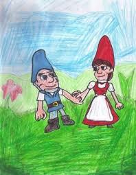 gnomeo juliet deviantart gallery
