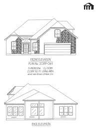 3 story house plans plan no 2089 0611