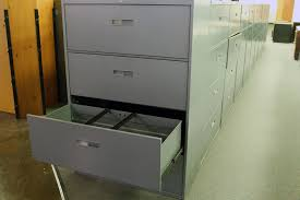 Steelcase Lateral File Cabinets Used Steelcase File Cabinet 4 Drawer Office Files