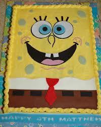spongebob u2013 piper cakes