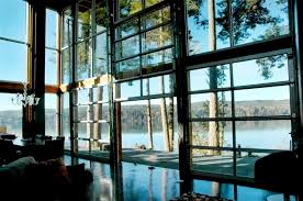 Glass Wall House by Want A Glass Wall Install Avante Glass Garage Doors From Clopay