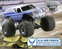 monster truck jam san antonio air force afterburner monster trucks wiki fandom powered by wikia