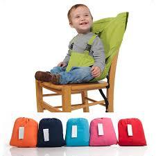 siege nomade b siège bébé nomade adaptable à toutes les chaises yoolloo