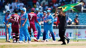 Cricket Flags Virat Kohli Pulls Up Bad Fielding For Loss Against The Caribbean Side