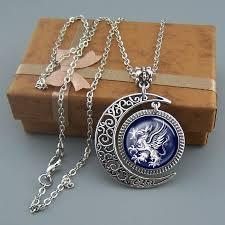 custom necklace pendant age wardens necklace symbol logo pendant crest