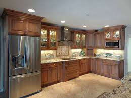 how to install crown molding on kitchen cabinets thomasville kitchen cabinets gallery collaborate decors