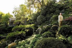 Ucla Botanical Garden Heirs Wrangle Fate Of A Tranquil Japanese Garden