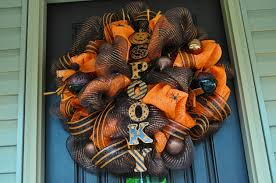 how to make halloween wreaths home design ideas