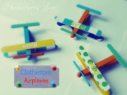 airplane baby shower decorations huckleberry clothespin airplanes baby shower decor