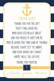 baby shower thank you notes thank you notes for baby shower attendance together with