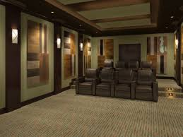 Home Theater Design Decor Agreeable Home Theater Design With Small Home Decor Inspiration