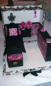 Monster High Bedroom Accessories by Best 25 Monster High Crafts Ideas On Pinterest Monster High