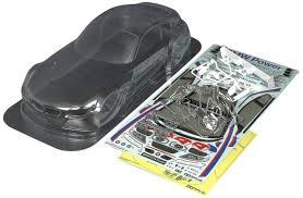 amazon com tamiya bmw z4 m coupe rc body set toys u0026 games