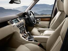 land rover inside view view of land rover lr4 photos video features and tuning of