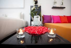 decorating diva set a romantic mood for valentine u0027s day