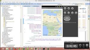 Google Maps Api Blank Map by Android Google Maps Api V2 Run On Emulator And Run On Api Level 10