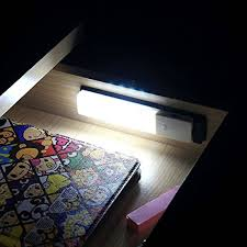 motion sensor under cabinet light usb rechargeable led under cabinet night light motion sensor