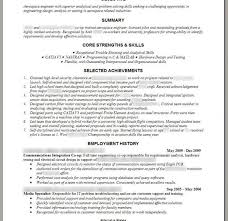 Resume For Computer Science 100 Sample Resume For Lecturer Examples Of Job Resumes Example