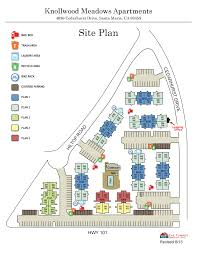 Site Map Knollwood Meadows Apartments Site Map