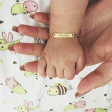 Baby Name Bracelets Mekyub Via Image 2413352 By Patrisha On Favim Com