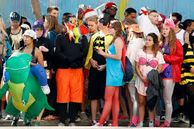 Best Costumes The Best Bay To Breakers Costumes Of 2016 Sfgate